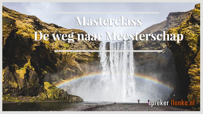 masterclass de weg naar meesterschap