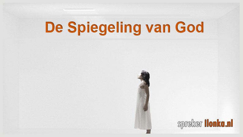 De Spiegeling van God